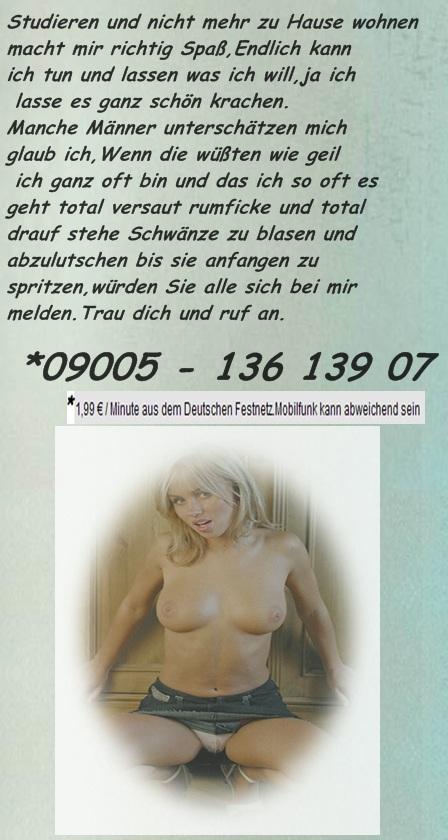 Telefonsexnummern